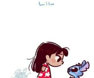 disney, lilo, and stitch image