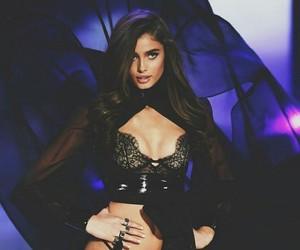 taylor hill, Victoria's Secret, and model image