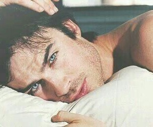 bae, ian somerhalder, and tvd image