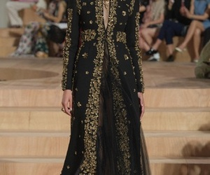 fashion, Valentino, and catwalk image