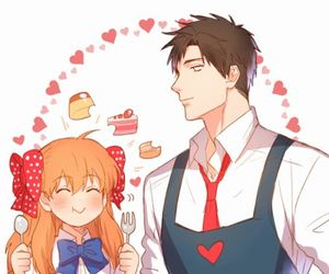 anime and gekkan shoujo nozaki-kun image