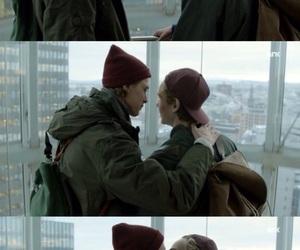 kiss, skam, and gay image