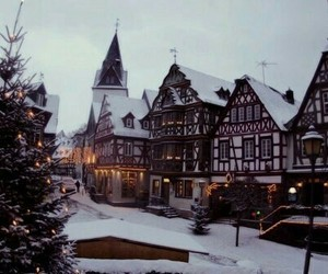 beautiful, christmas, and winter image