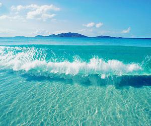 summer, sea, and beach image
