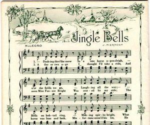 christmas, holiday, and jingle bells image
