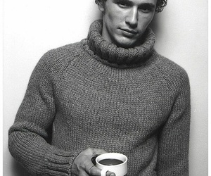 coffee, sexy, and guy image