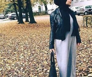 muslim, hidjab, and stylé image