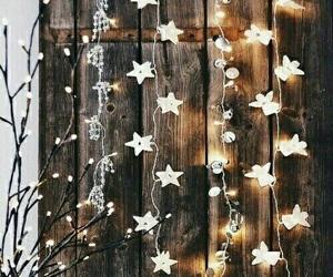 christmas, stars, and tumblr image