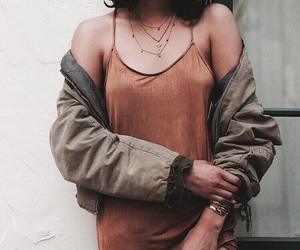 dress, indie, and fashion image
