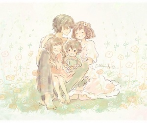 wolf children image