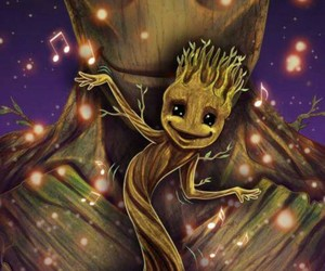 groot and Marvel image
