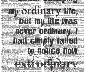 escape, extraordinary, and life image