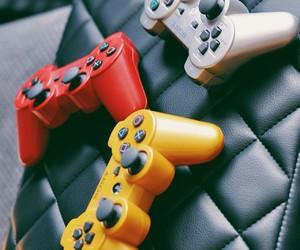 fashion, game, and gamer image