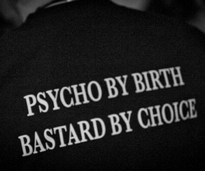 Psycho, birth, and choice image