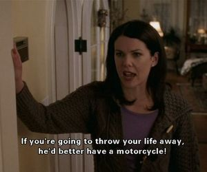 gilmore girls and funny image