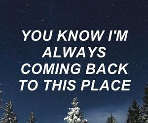 Lyrics, night, and quotes image