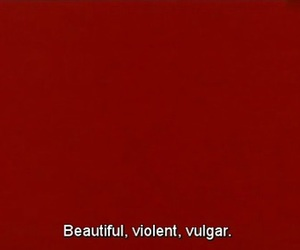 red, beautiful, and aesthetic image