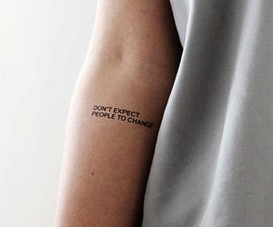 tattoo, quotes, and tumblr image