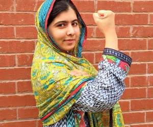 we can do it! and malala yousafzai image