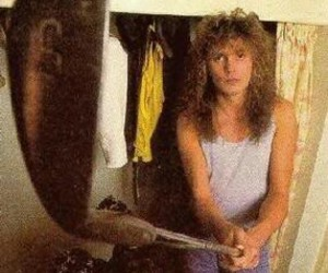 def leppard, rick savage, and hot+golfer image