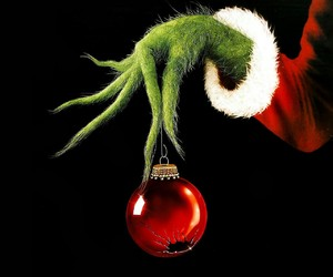 christmas grinch image