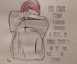 frases, sad, and tumblr image