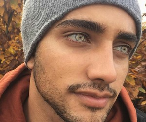 eyes, green eyes, and men image