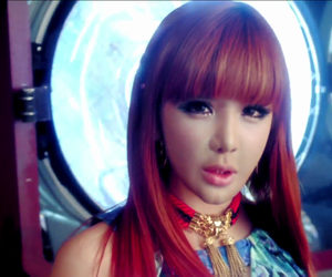2ne1, blackjack, and bom image
