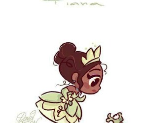 disney, tiana, and princess image