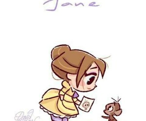 disney, jane, and tarzan image