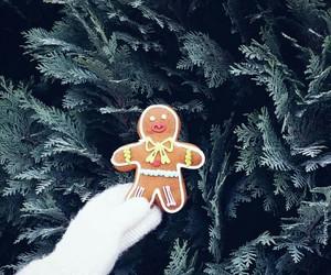 christmas tree, christmas desserts, and december image
