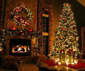 christmas, fashion, and places image