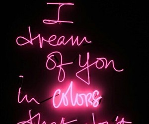 pink, quotes, and Dream image