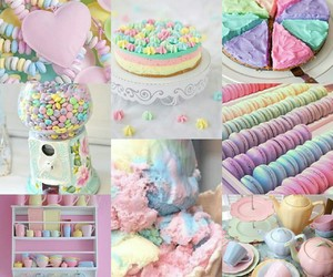 bright, candy, and pastel image