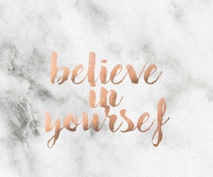 wallpaper, believe, and marble image