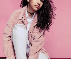 alessia cara, pink, and alessia image