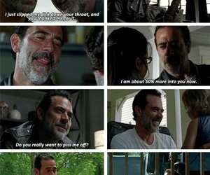 quotes, sanctuary, and the walking dead image