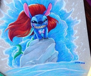 disney and stitch image