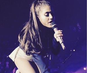 ariana, grande, and honeymoontour image