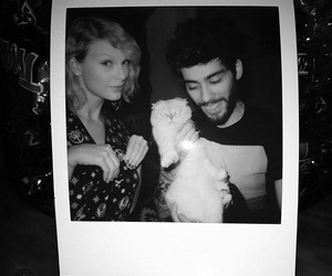 Taylor Swift, zayn, and zayn malik image