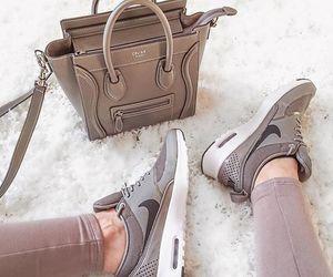 nike, bag, and fashion image