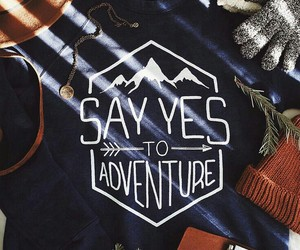 adventure, fashion, and style image