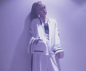 hoody, korean, and kpop image