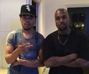 rapper and chance the rapper image