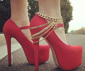 red and bling image