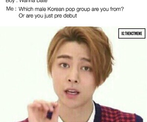 johnny, kpop, and mark image