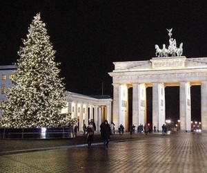 berlin, christmas, and city image
