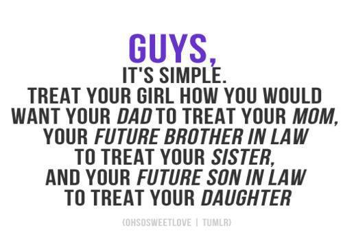 Image result for how to treat your girlfriend right