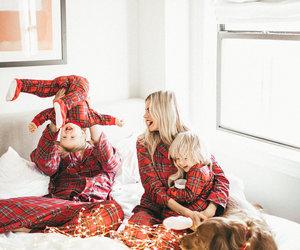 christmas, family, and kids image