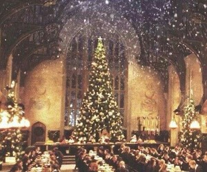 weihnachten, christmas, and harrypotter image